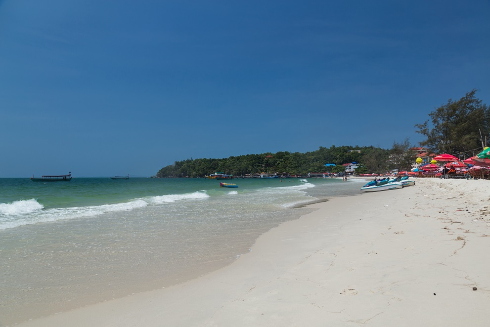 Filming locations in Cambodia - Sihanoukville